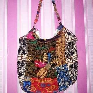 Totebag kain batik