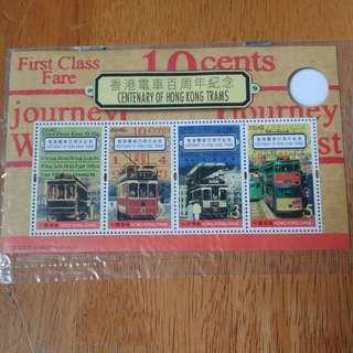 香港電車百周年紀念