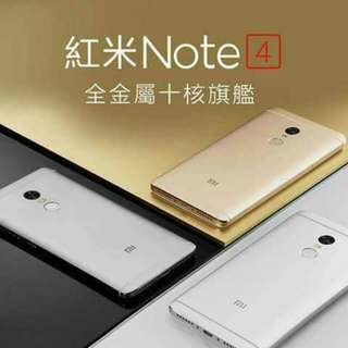 Redmi Note 4/4X, 64G, Global version. Champagne gold.