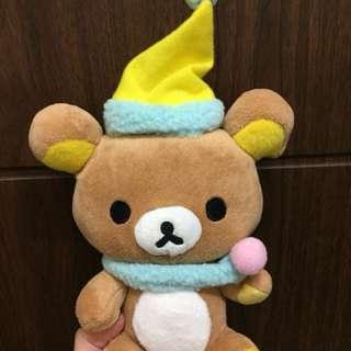 🚚 拉拉熊玩偶