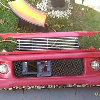 Bumper dan grill Kenari L900