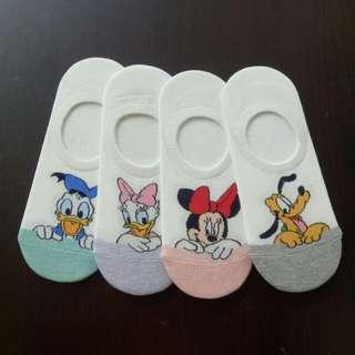 Disney Character Sock (3 for $10.00)