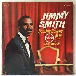 Jimmy Smith ‎– Hoochie Cooche Man (1966 USA Original in Gatefold Sleeve - Vinyl is Excellent)