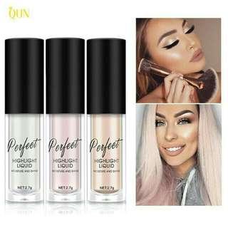 Highlight Contour Lighten Liquid Brightener Glow Shimmer Makeup Cosmetic