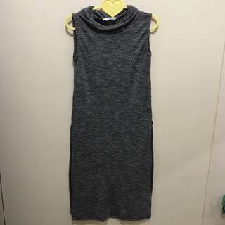 Mango sleeveless tunic