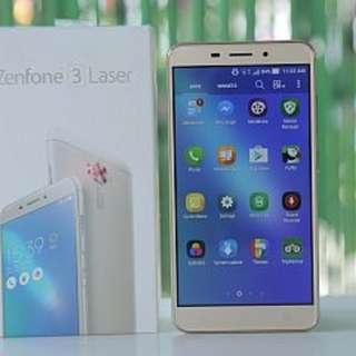 Dijual Zenfone 3 Laser Promo 0,99%