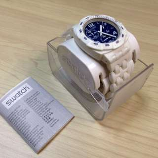 Swatch Chronograph Watch