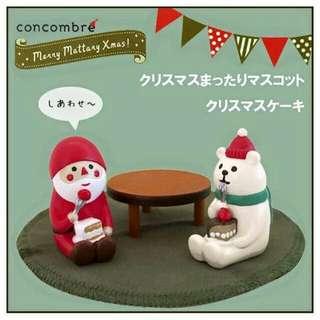 🛍 DECOLE聖誕擺設 happy bag 🛍