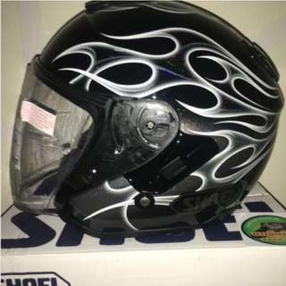 Promo Shoei j cruise reborn last pc helmet.
