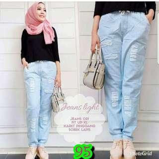 Celana jeans light