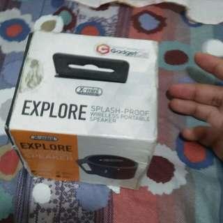 Wireless portable speaker x-mini