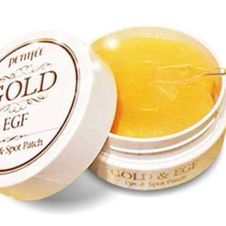 Petitfee Gold and EGF Eye Spot Patch