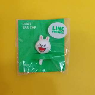 Line Friends Cony Ear Cap