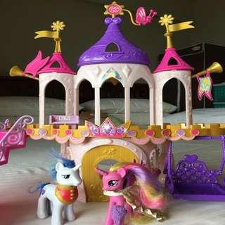 My Little Pony Royal Wedding Castle