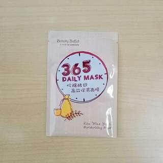 Beauty Buffet 365 Daily Mask