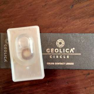 5.50 Graded Contact Lens