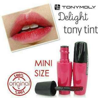Tony Moly Liptint (AUTHENTIC FROM KOREA)