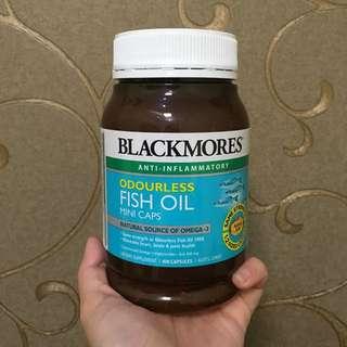 blackmores Fishoil