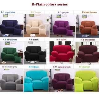 Sofa covers elastic fabric 1 2 3 4 seater