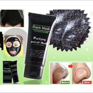 Black Mask / Blackhead Mask / Black Peel Off Mask