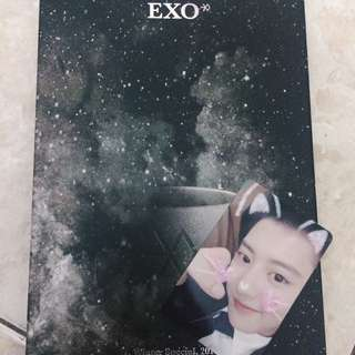 EXO SPECIAL WINTER ALBUM UNSEALED + PC CHANYEOL