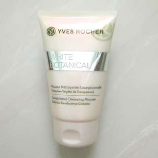 #huat50sale Yves Rocher White Botanical Exceptional Cleansing Mousse [50% discount]