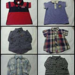 7 pcs clothes baby boy 0-1y