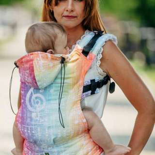 LennyLamb Baby Carrier Baby size