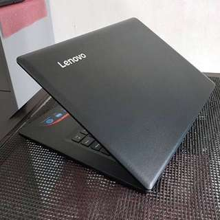 LIKE NEW Lenovo ideapad 110 14inch Slim Intel N3160 Quadcore 500gb 2gbram