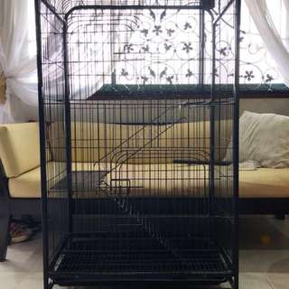 3 Tier Cat/Dog Cage
