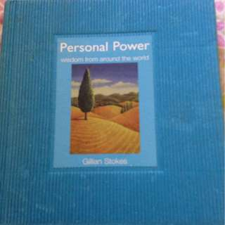 Personal Power (wisdom from around the world)
