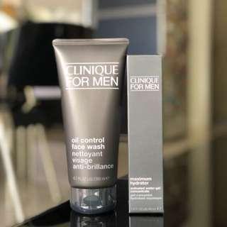 Clinique For Men Maximum Hydrator + Oil Control Face Wash