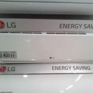 Cicilan AC LG tanpa kartu kredit lg promo DP 0%