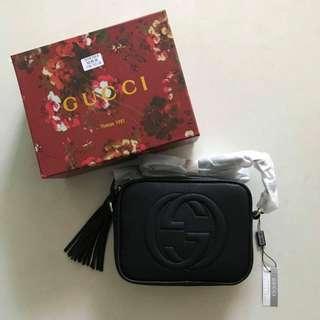 authentic soho gucci bag