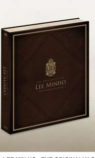 [Pre-Order] LEE MIN HO - THE ORIGINALLY OF LEE MIN HO: 10TH ANNIVERSARY 2017 TALK CONCERT