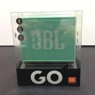 ㊗️💰標價八折 - 新年限時優惠💰㊗️【JBL】GO Portable Rechargeable Bluetooth Speaker 便攜式藍牙喇叭 100%正版 全新 Tiffany Blue