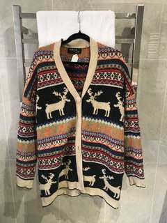 Vintage Cardigan - One Size Fits All