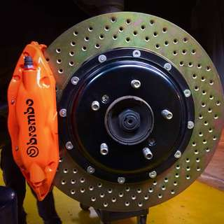 fd2r brembo brake 4pot