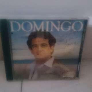 Domingo music cd