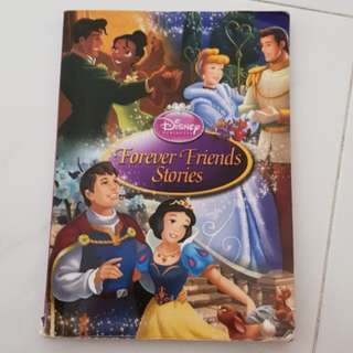 Disney princesses story