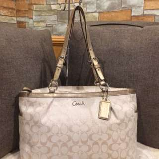 Authentic Coach Tote bag With Box