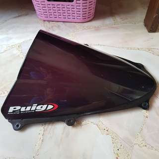 Puig Windshield for GSXR 1000 2009-2015 model