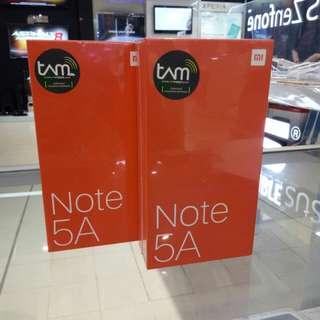 Xiaomi Note 5A, Bisa Cicilan Tanpa CC