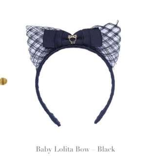 Sereni & Shentel - Baby Lolita Bow