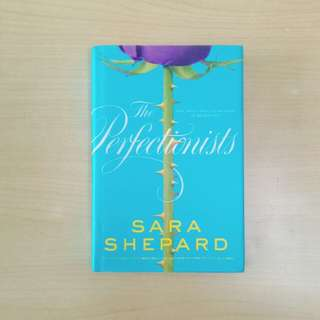 THE PERFECTIONISTS by Sara Shepard BOOK