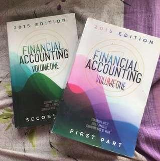 Financial Accounting - Valix Volume 1&2