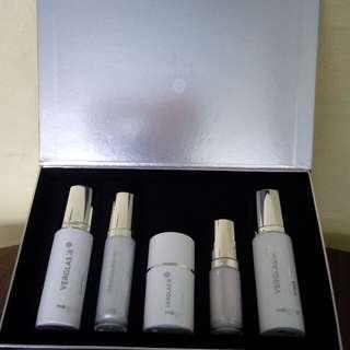 Verglas skin care set