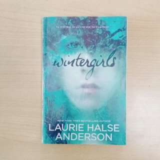 WINTERGIRLS by Laurie Hale Anderson