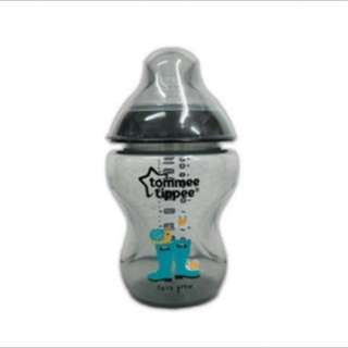 [READYSTOCK]Tommee Tippee-Closer to nature 9oz PP tinted *black*