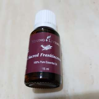 Young Living Sacred Frankinsence 15ml